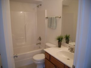 Bathroom remodel in Newark, Delaware